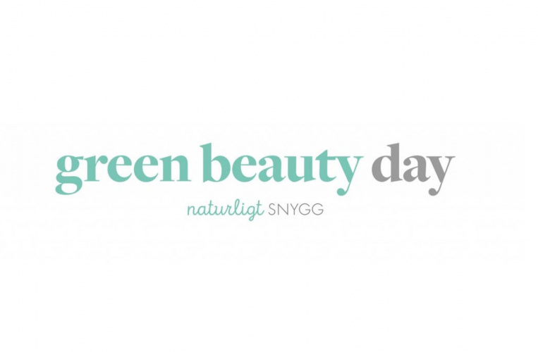 Green Beauty Day 4 maj!
