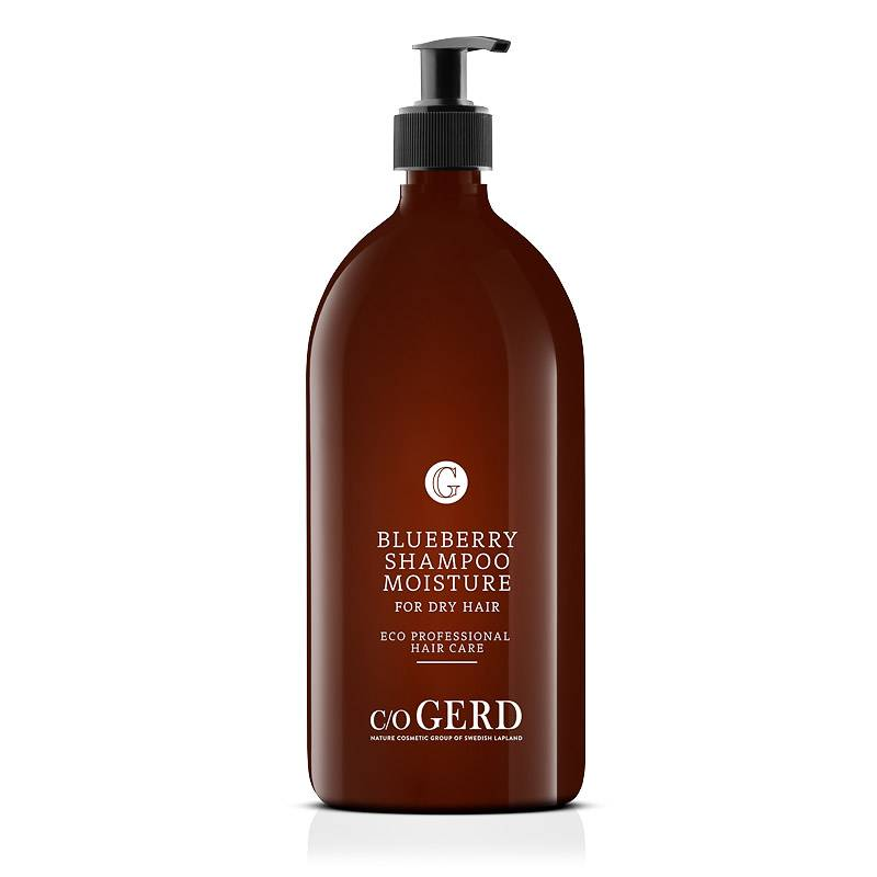 Blueberry Shampoo 1 L i gruppen Hårvård / Shampoo hos  Nature Cosmetic Group Of Swedish Lapland AB (110-1000)