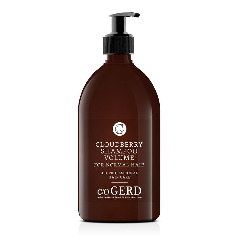Cloudberry Shampoo 500 ML i gruppen Hårvård / Shampoo hos  Nature Cosmetic Group Of Swedish Lapland AB (111-0500)