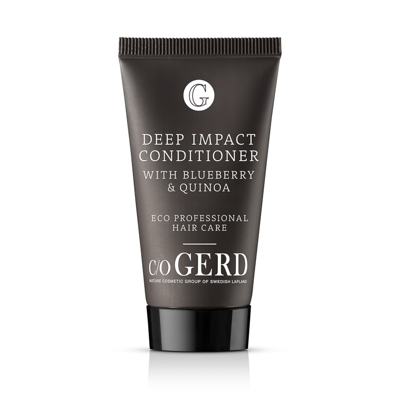 Deep Impact Conditioner 30 ml  i gruppen Hårvård / Conditioner & Leave in hos  Nature Cosmetic Group Of Swedish Lapland AB (113-0030)