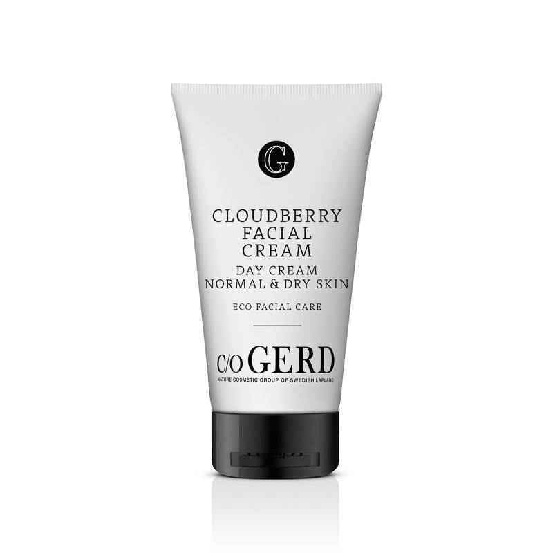Cloudberry Facial Cream 75 ML i gruppen Hudvård / Ansiktskräm hos  Nature Cosmetic Group Of Swedish Lapland AB (208-0075)
